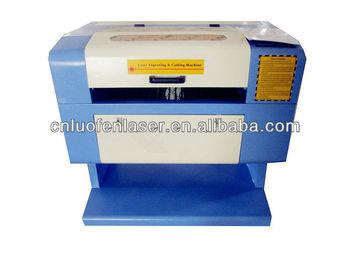 high precision co2 sealed glass tube mini laser machine