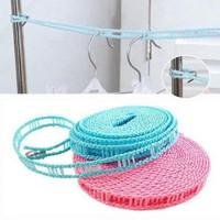 Windproof clothesline 5 meters