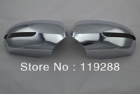 2011-2012 KIA Rio/K2 ABS Chrome Rearview mirror cover Trim/Rearview mirror Decoration