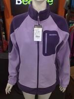 Beaume ba0957 female outdoor compound 320 thickening fleece fabric polar fleece clothing outerwear