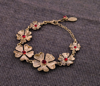 Min $20  fashion accessories vintage camellia Women bracelet accessories