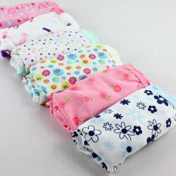 baby cotton underwear child panties bread under bb underwears pants girls triangle kids children briefs, mixcolor,12pcs/lot