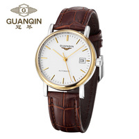 Violin fully-automatic mechanical watch genuine leather mens watch strap watch fashion table