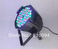 led par light 3w*54 RGBW Stage Lighting Par Light  Led Par Can Dj Party Show Lights