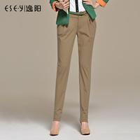 Pants 2013 autumn high elastic harem pants female boot cut jeans all-match 0142 skinny pants