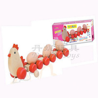 Danny hen egg toy wool cdn-808 wooden toys building blocks
