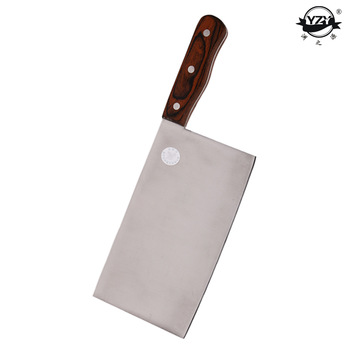 Cutting tool stainless steel vegetable knife slicing knife cook knife cut cutter red wooden handle knife ofnanyi