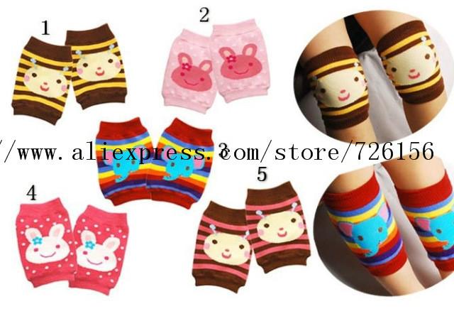 Free Shipping (1200pcs/lot)Wholesale Baby Leg Warmer, Children's Knee/Cartoon Baby Knee(China (Mainland))