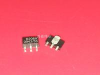 10PCS   ME6206A33PG 6206A 3.3V SOT-89