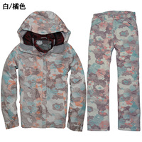 New Arrival Outdoor 686 ski suit set women's windproof waterproof breathable light wear-resistant