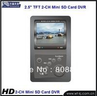 Freeshipping, 2.5 Inch LCD Screen Mini DVR