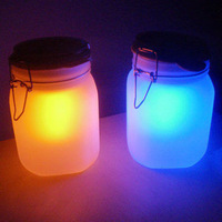 Sun jar romantic birthday gift two-color