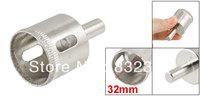 32mm Diameter Hole Saw Drill Bit Cutter for Glass Ceramic Tile