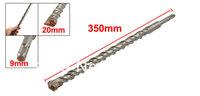 20mm x 350mm SDS Plus Shank Masonry Impact Drill Bit