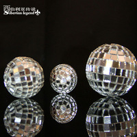 Free shipping Christmas tree 3 measurement small decoration pendant glass ball 7049  in stock