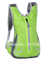 New Fruit Green Ultra-light Breathable Outdoor Sports Backpack Camping Hiking Travel Shoulder Bag