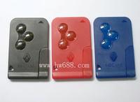 SK-388  Original remote key for Renault Megane car remote control with  7946chip