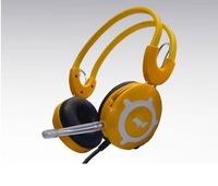 NEW Rifleshot a6 internet cafe earphones computer earphones headset spring line