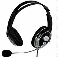 NEW Earphones qs-828 belt microphone computer headset earphones