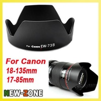 EW-73B 67mm Lens Hood for Canon 650D 550D 600D 60D 700D 18-135  17-85 mm  Lens free shipping