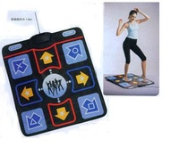 Beauty care slimming zipper type thick usb pc dance mat
