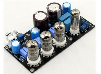 YJ 6N4 X4 Maratz 7 tube Preamplifier board