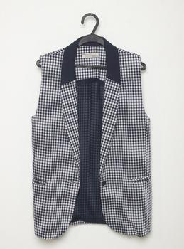 Jalie 2919 - Women's Pleated Cardigan and Vest - Jalie