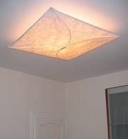 2013 new arrival modern fashion living room Ariette kite white   ceiling light 100*100CM free shipping