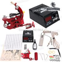 Machine Guns  color inks Supply Set Equipment D1013 Tattoo Starter Kits