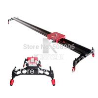 Kamerar 60cm Professional Camera Video Rail Track Slider For Nikon Canon DSLR Cameras 5D2 5D3 1Ds  Free Shipping
