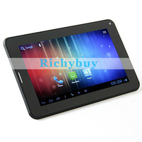 30pcs 7 Inch A13 SIM card phone call Allwinner A13 Android Tablet PC Bluetooth capacitive screen Dual Camera Q88 Pro