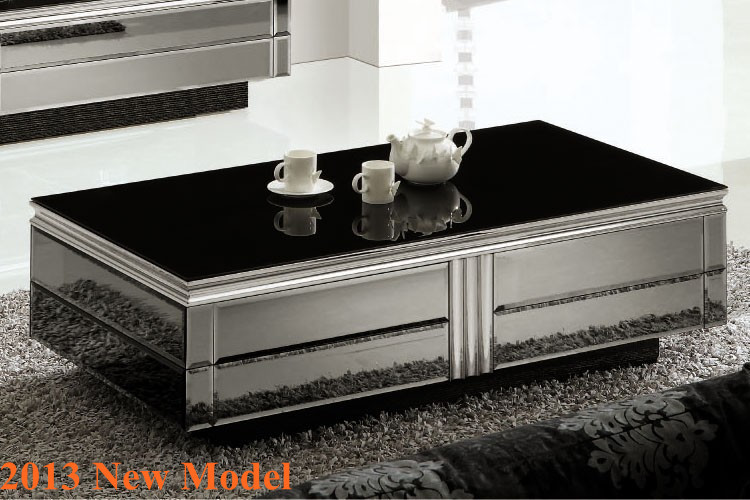 2013 new model glass coffee table living center table for Html table center