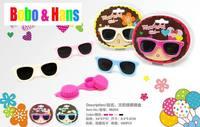 New cute sunglass contact lenses box & case /  lens Companion box / Eyewear Cases / Wholesale