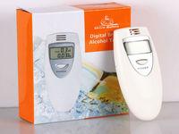 Portable LCD Digital Alcohol Breath Analyzer Tester Breathalyzer Free shipping