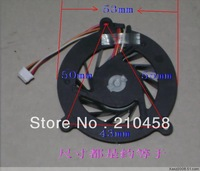 CPU Cooling Fan For asus f3j   M9 M9A M9V M9J F9 w3z new orignal