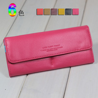 2013 women's wallet bag wallet card holder women's coin purse women's long design