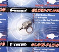 10PCS  HSP N4 Alloy Glow Model Plug Igniter Engines Glow Plug RC Car Parts