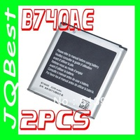 B740AE B740AC Battery For Samsung GALAXY S4 Zoom C101 Batterie Batterij Bateria AKKU Accumulator PIL