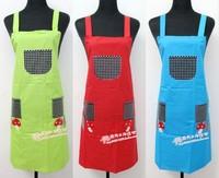 Fashion waterproof apron work aprons cartoon apron adult apron