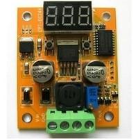 Free shipping !!! Step-down DC-DC adjustable power module input voltage 7-35V Output voltage adjustable 3-24V 2A