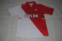 2013-2014 season thailand quality league 1 monaco home shirts