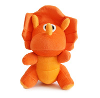 Free shipping 1pc of 30cm sitting height dinosaur plush toys