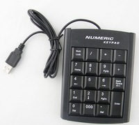 2013 New Portable Free to Switch Small Keyboard USB Digital Keyboard Small Laptop Financial Dedicated Keyboard #k6766
