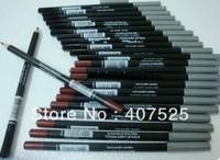 new eyebrow pencil (24pcs) Black Brown High-Quality Free Shipping
