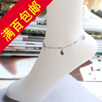501 women's silver plated alloy bangle 925 silver fashion sex clothes pendant