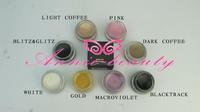 2 PCS/LOT New professional brand name makeup Waterproof Paint pot peintures Eyeshadow 5g Free shipping