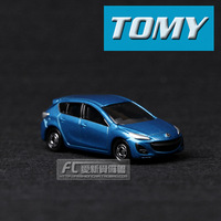Dume tomy boxed card 62 MAZDA 3 sport alloy car models toy