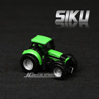 Exquisite toys siku agrotron deutz tractor alloy car model toy