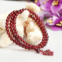 Natural stone bracelet accessories 108 fozhu fashion crystal bracelet gift