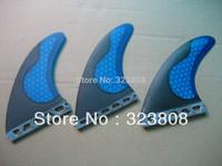 surfboard fin/Future  fins/futur /half carbon blue